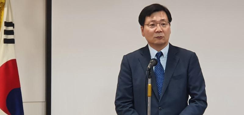제11기 대북협상 아카데미 수료식 김형석 이사장 개회사 기념사진1.jpg